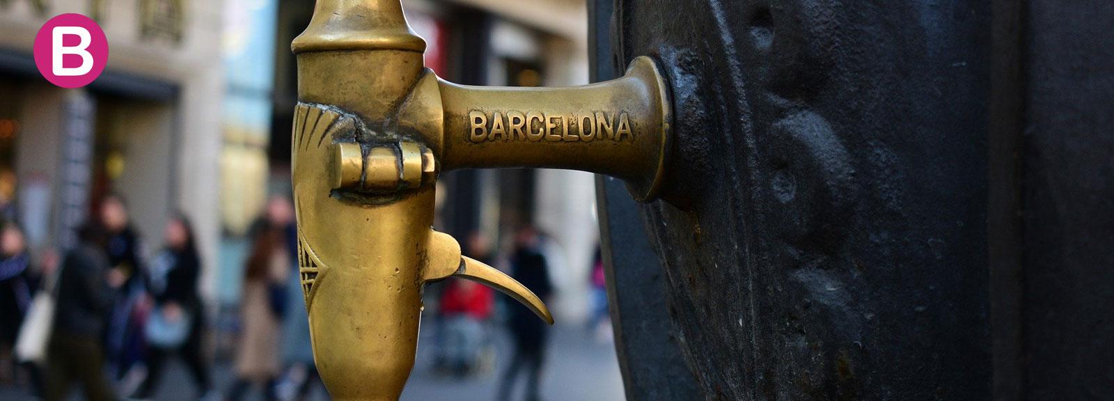 Taxi turístico en Barcelona