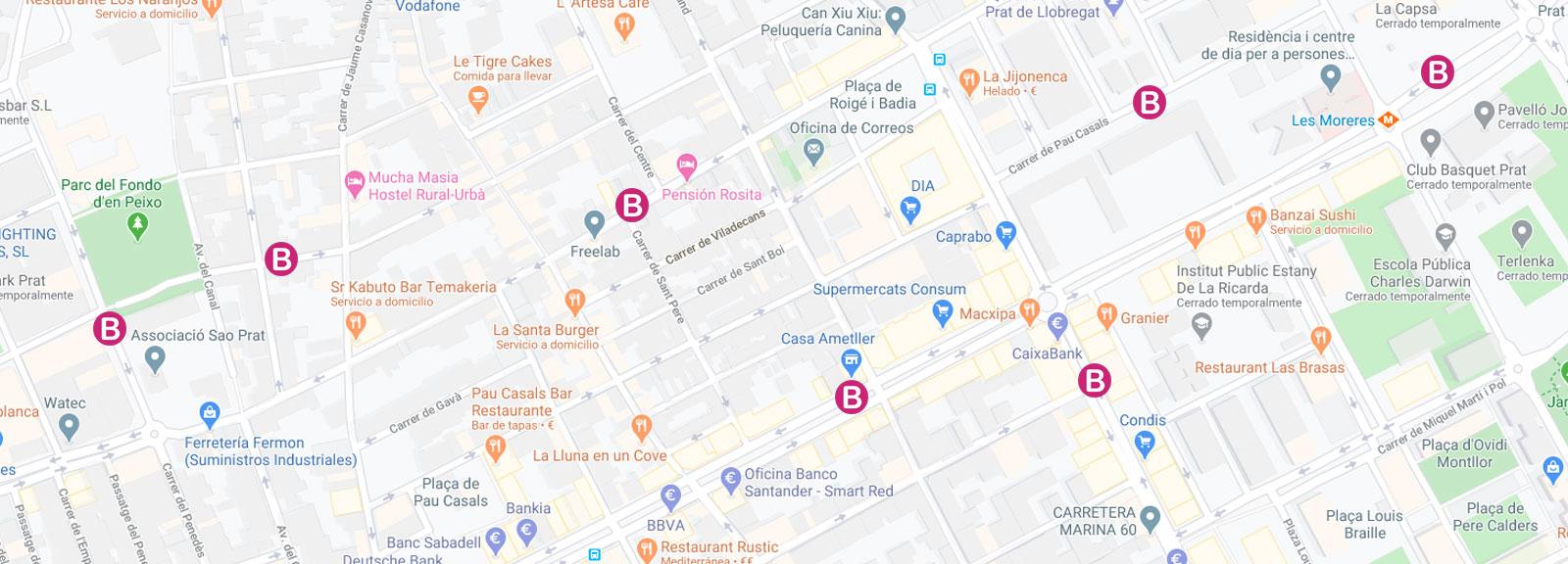 Taxi en El Prat